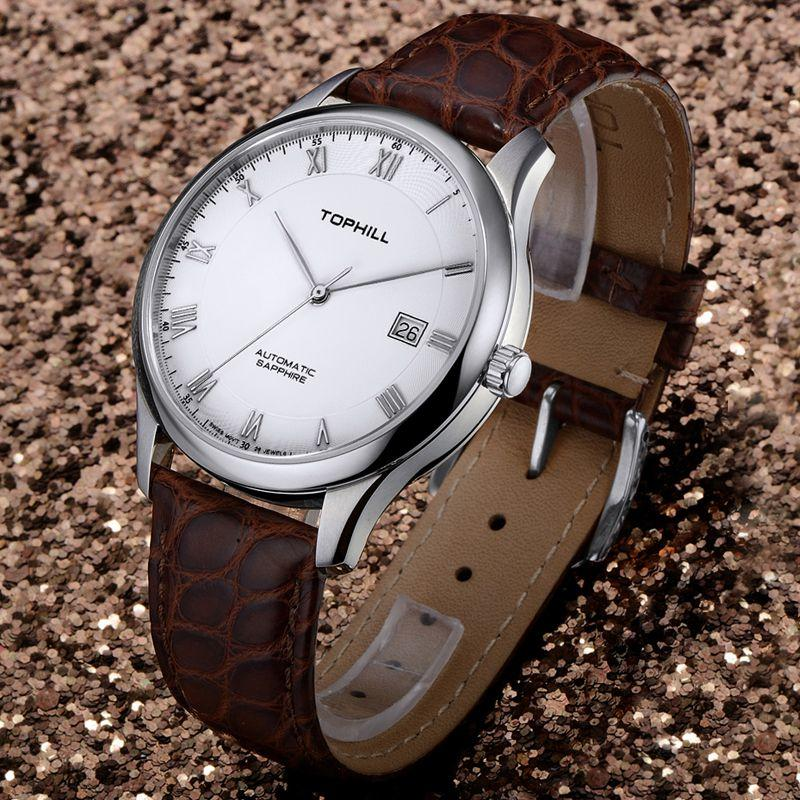 famous customized automatic mechanical watch manufacturer male factory for work-3