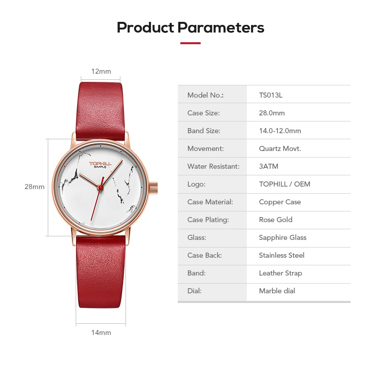 Super Time leather band wholesale for daily life-7