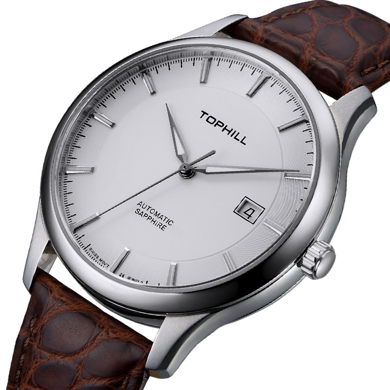 famous customized automatic mechanical watch manufacturer male factory for work-5