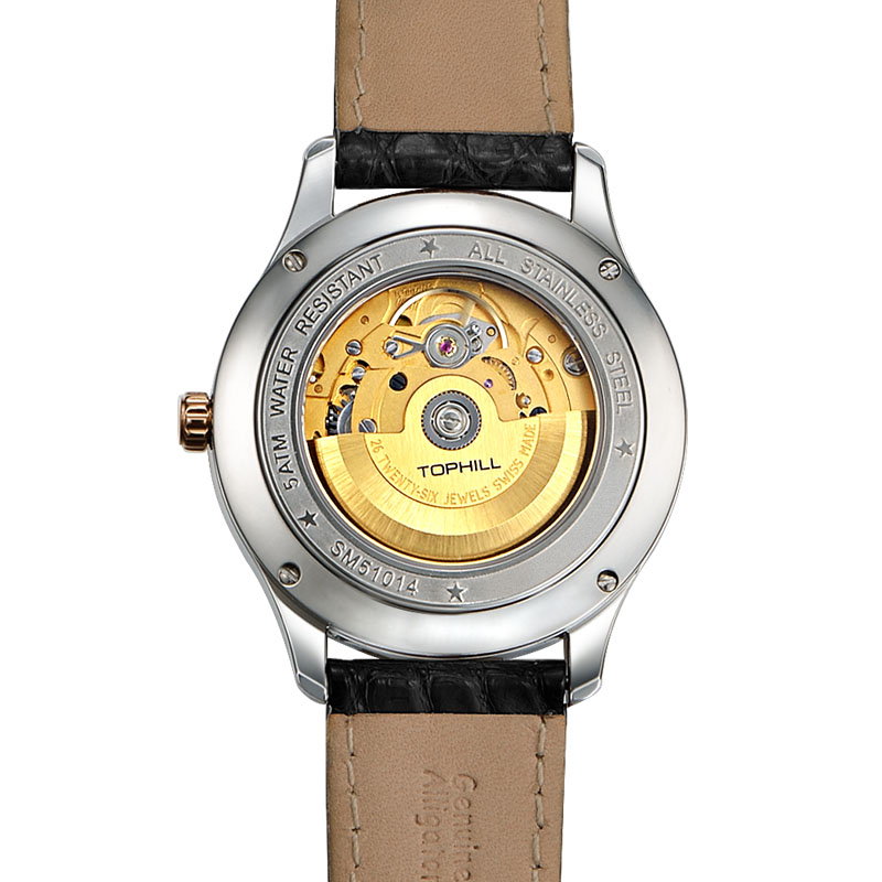famous customized automatic mechanical watch manufacturer male factory for work-6