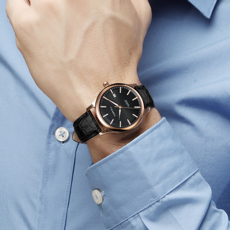 famous customized automatic mechanical watch manufacturer male factory for work-8