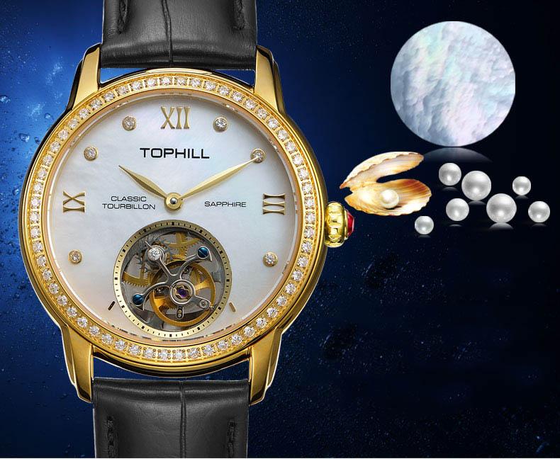 Super Time Custom affordable tourbillon watches supplier manufacturer for formal dinner-6
