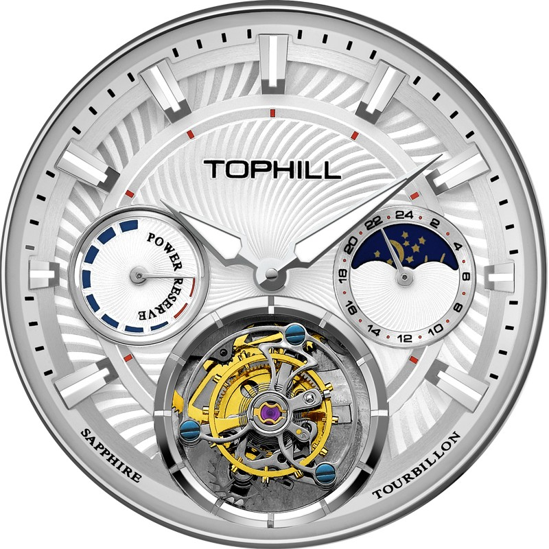 luxury oem affordable tourbillon watches manufacturer luxury manufacturer for date-4