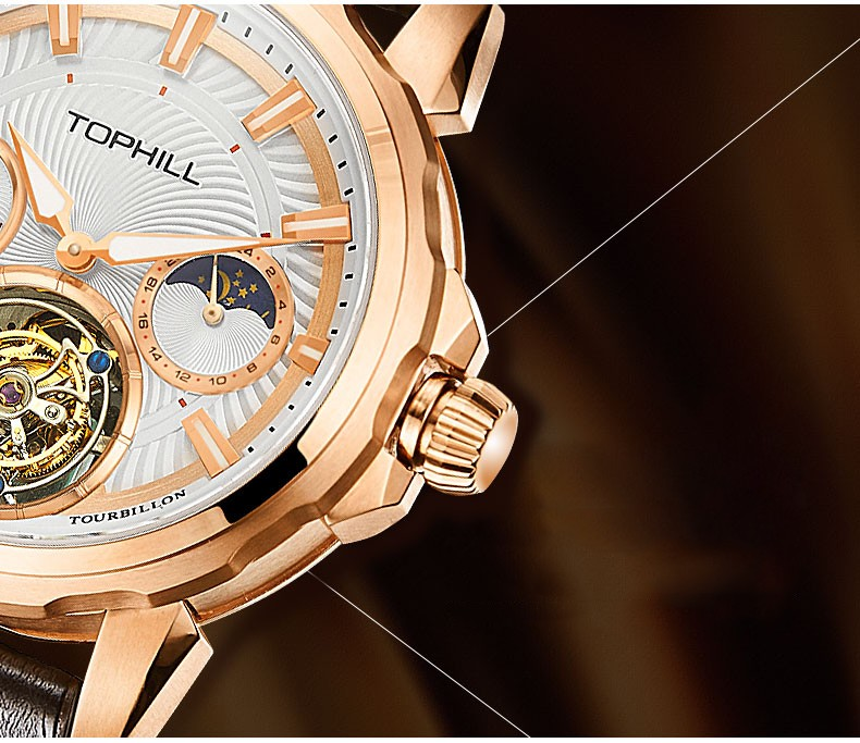 luxury oem affordable tourbillon watches manufacturer luxury manufacturer for date-5