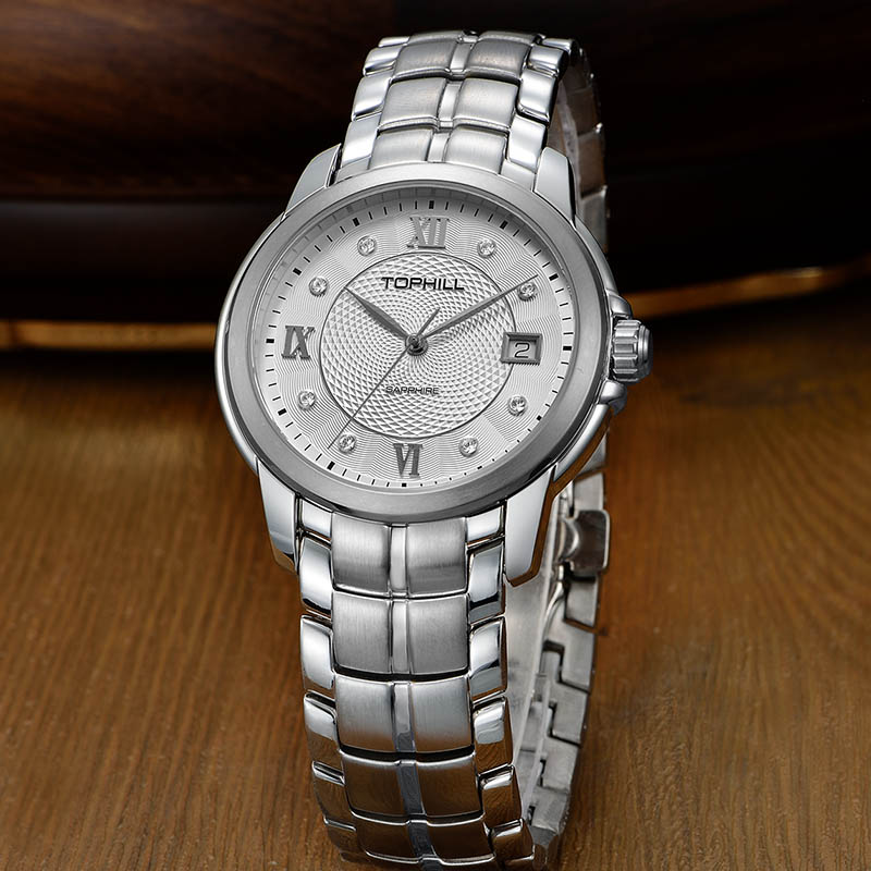 modern popular mens watches nail design for formal-6