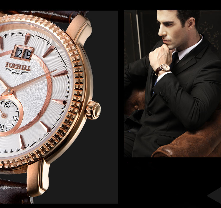 Super Time ultra popular mens watches manufacturer for formal-7