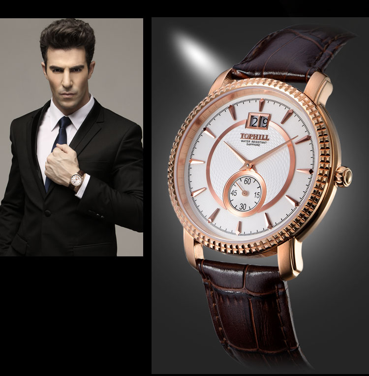 Super Time ultra popular mens watches manufacturer for formal-8