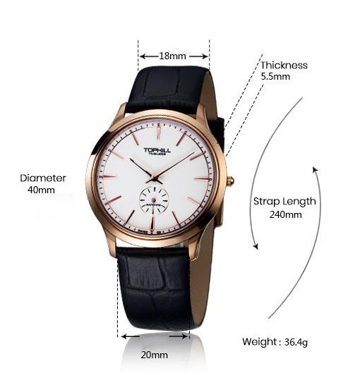 Super Time hands casual watches for men manufacturer for work-4