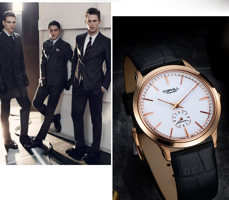 Super Time hands casual watches for men manufacturer for work-6