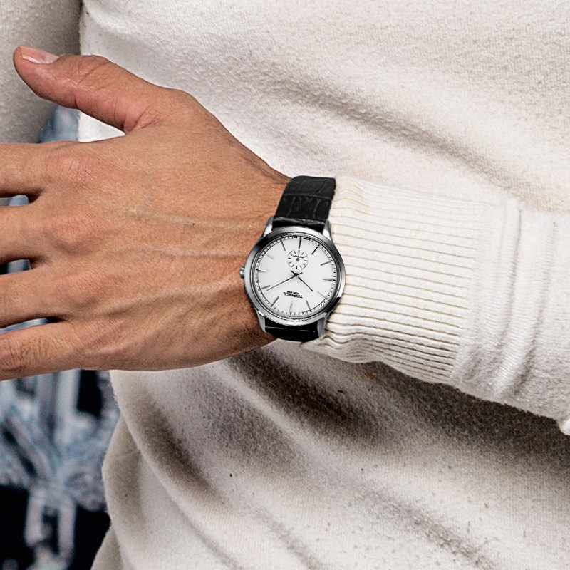 Super Time hands casual watches for men manufacturer for work-8