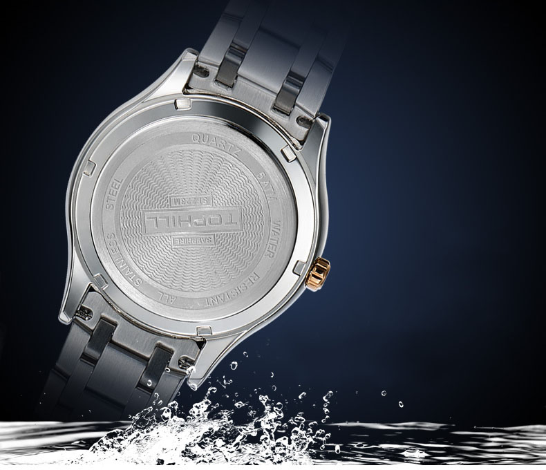 Super Time stainless steel male watches design for work-6