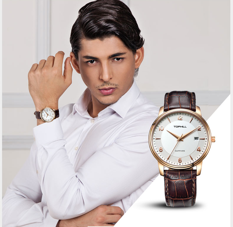 Super Time hands good watches for men design for business-7