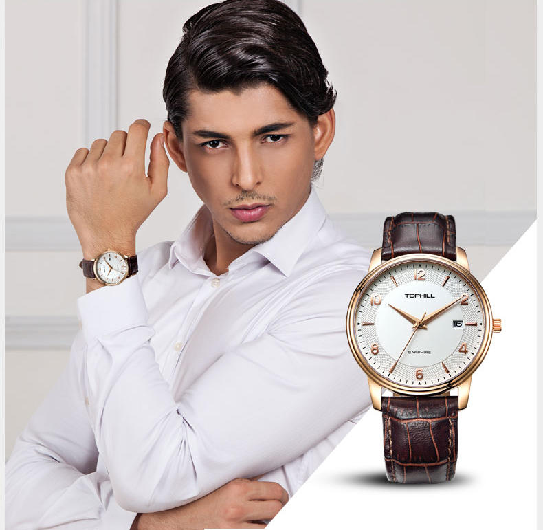 Super Time hands good watches for men design for business