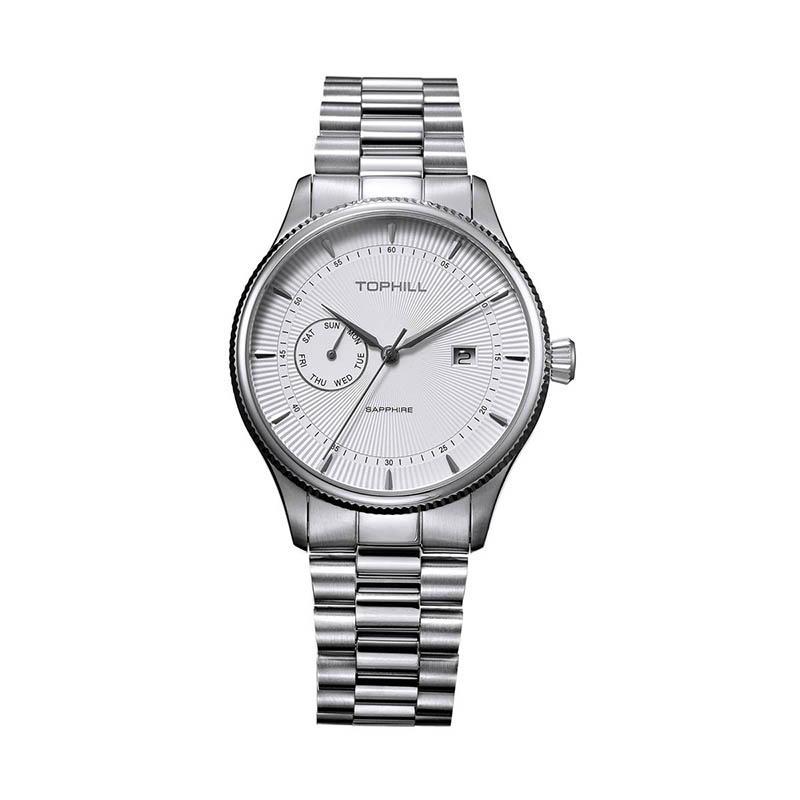 Minimalist Style Japan Movement Classic Quartz Men Wrist Watch