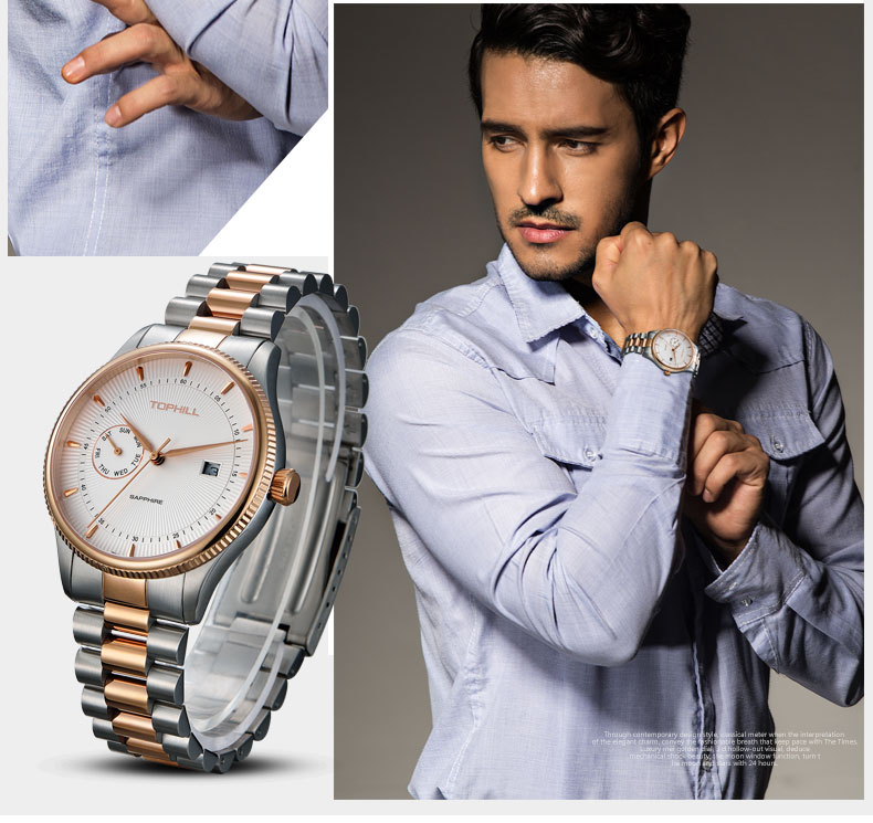 roman numerals male watches hands manufacturer for work-8