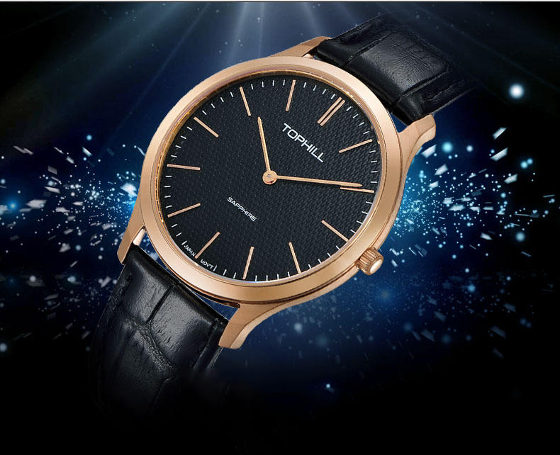 ODM casual watches for men luxury manufacturer for formal-3