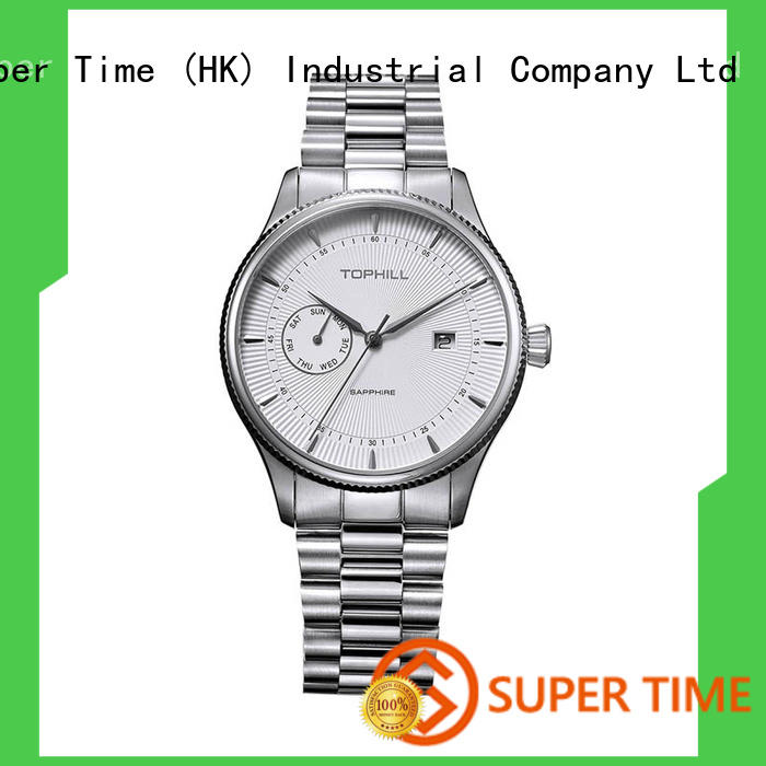 waterproof cool watches for men factory for work Super Time