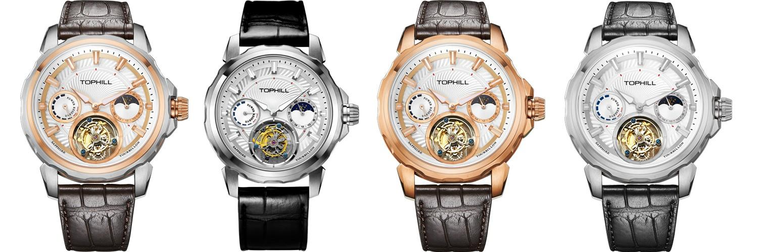 luxury oem affordable tourbillon watches manufacturer luxury manufacturer for date-2