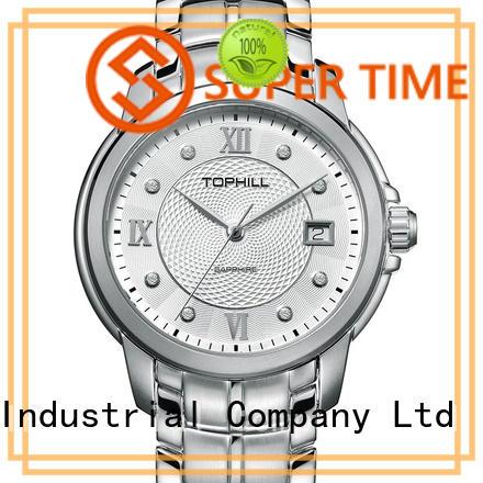 Super Time roman mens quartz watches manufacturer for work