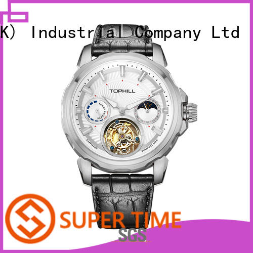 Super Time waterproof odm smart watch mechanical for formal dinner