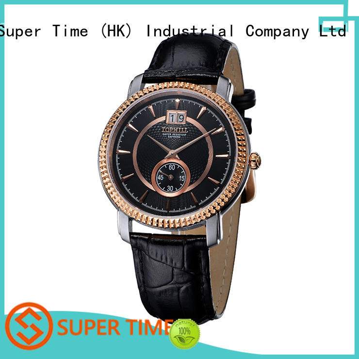 Super Time ultra popular mens watches manufacturer for formal