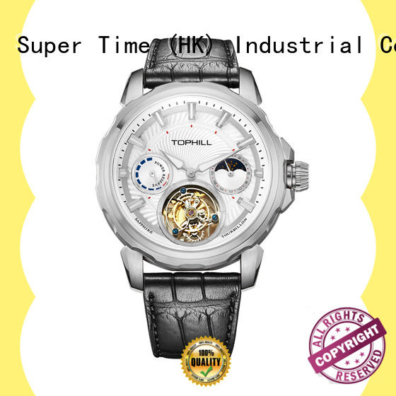 waterproof affordable tourbillon watches supplier luxury factory for business