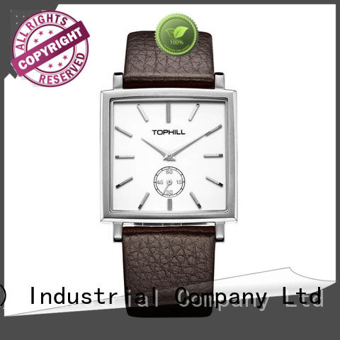 Super Time waterproof mens fashion watches design for business