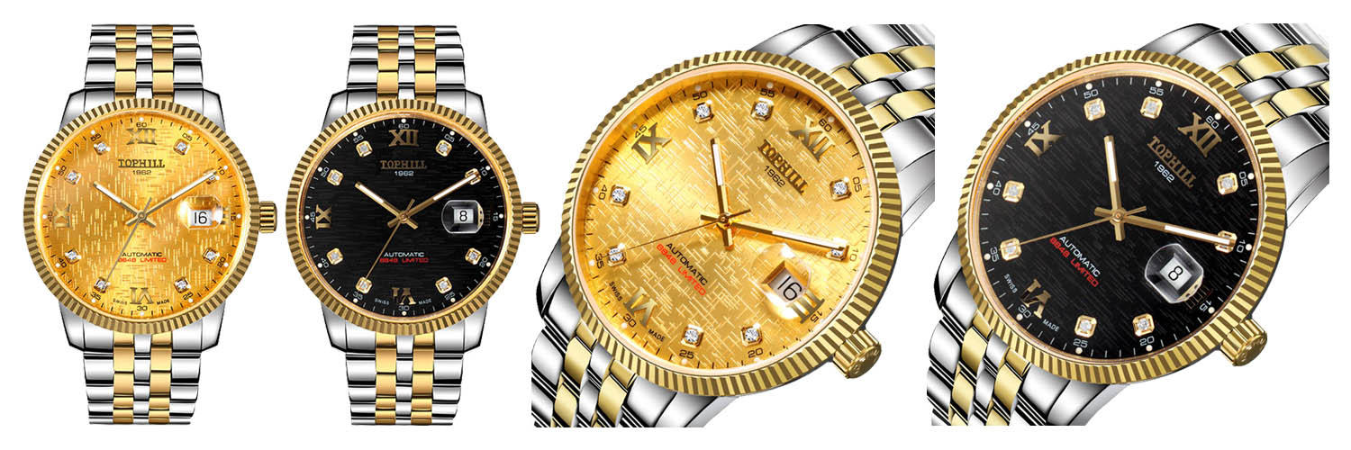 Super Time automatic mechanical automatic movement factory for dive-2