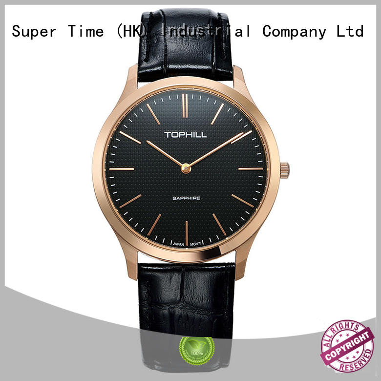 Men Minimalist Geneva Quartz Watches