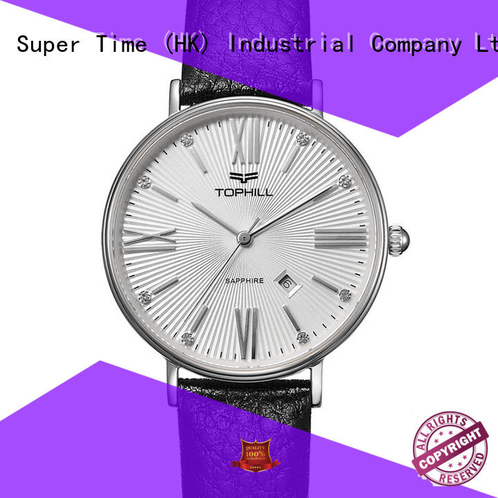 Super Time genuine quartz watches for girl sea for formal dinner