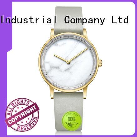 ladies hand watch steel slim quart female watches manufacture