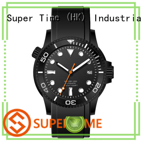 Super Time ODM best dive watches customized for diver