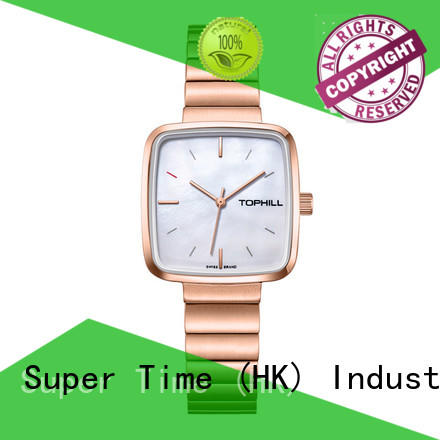 ladies hand watch square genuine female watches numerals company