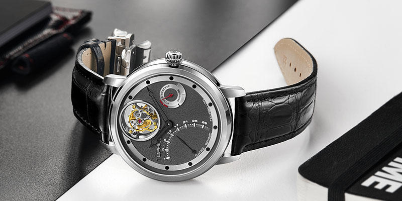 waterproof oem affordable tourbillon watches wristwatch design for business