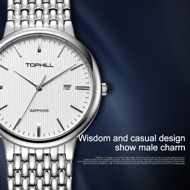 Super Time watch good watches for men supplier for date-5