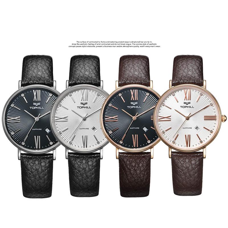 Super Time quart watch supplier modern for business-4