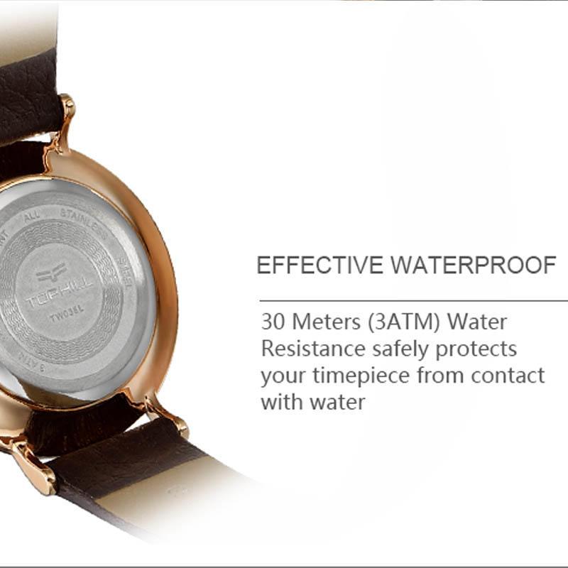 Super Time quart watch supplier modern for business