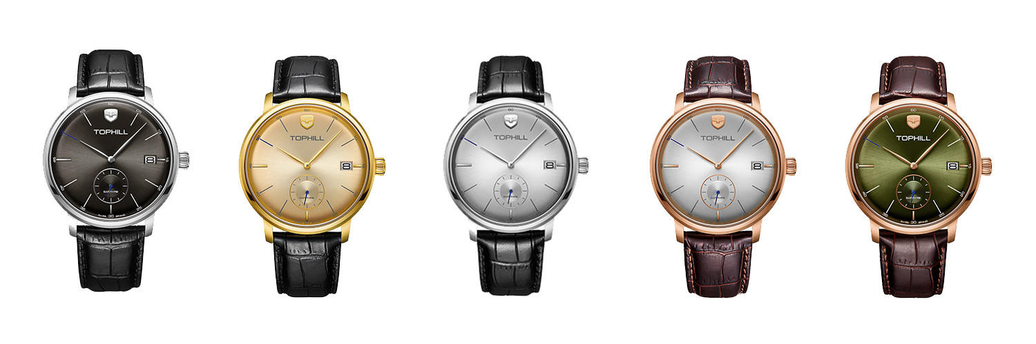 casual stylish watches for men design for formal dinner