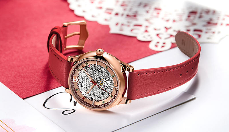 Super Time Custom mechanical automatic movement wholesale for business