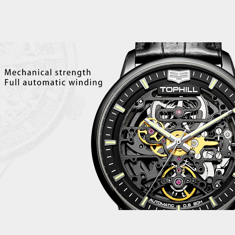 automatic automatic watch mechanism luxury manufacturer for work-4