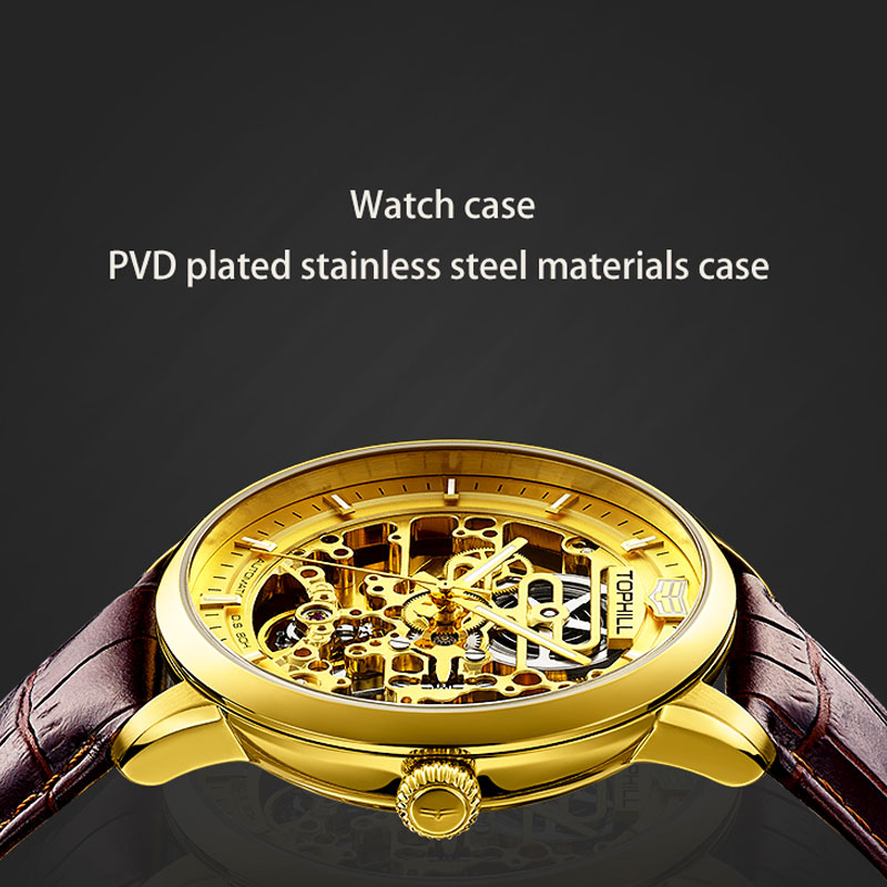 Super Time luxury automatic mechanical watch supplier manufacturer for sport-5