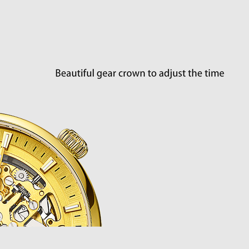 Super Time luxury automatic mechanical watch supplier manufacturer for sport-6