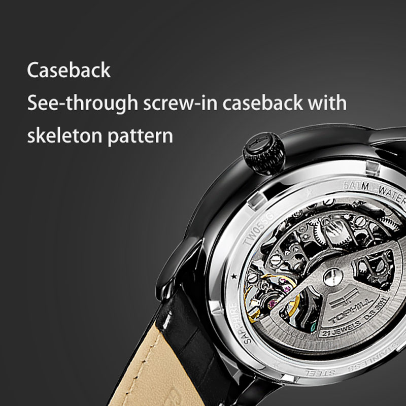 automatic automatic watch mechanism luxury manufacturer for work-9