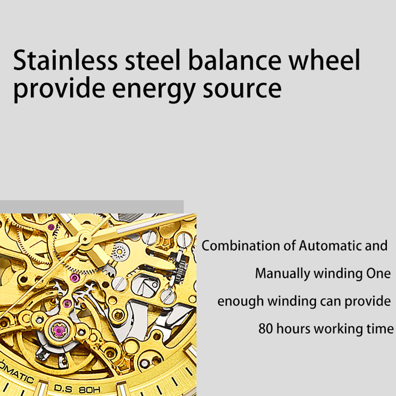 automatic automatic watch mechanism luxury manufacturer for work-10
