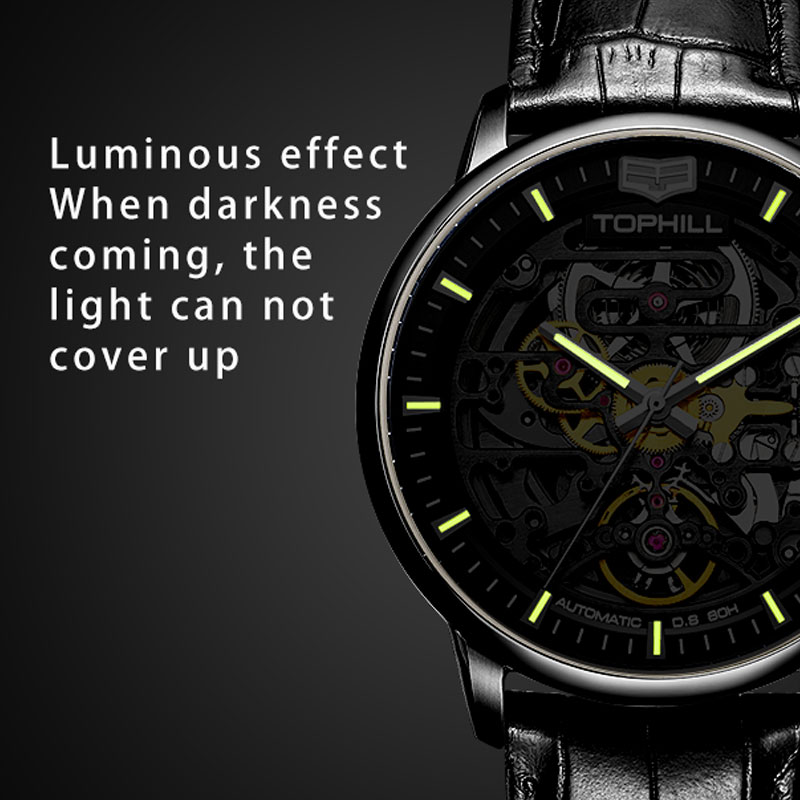 Super Time luxury automatic mechanical watch supplier manufacturer for sport-13