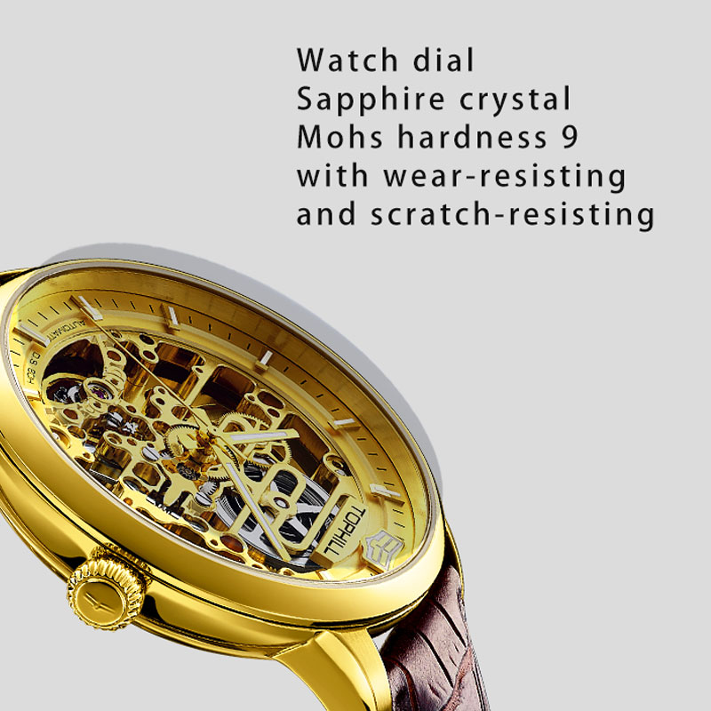 automatic automatic watch mechanism luxury manufacturer for work-12