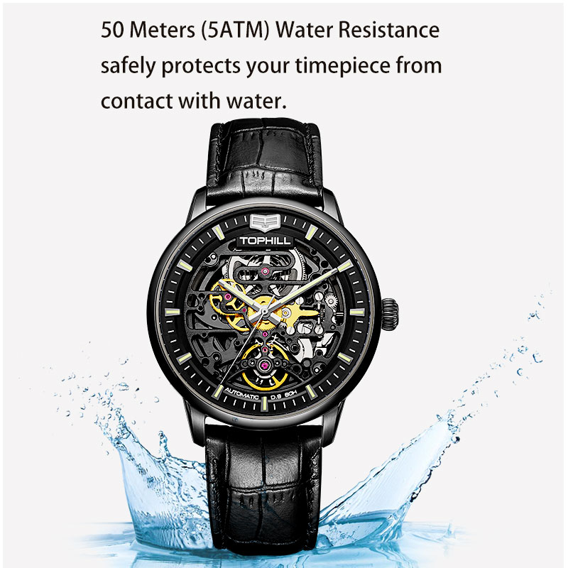 automatic automatic watch mechanism luxury manufacturer for work-14