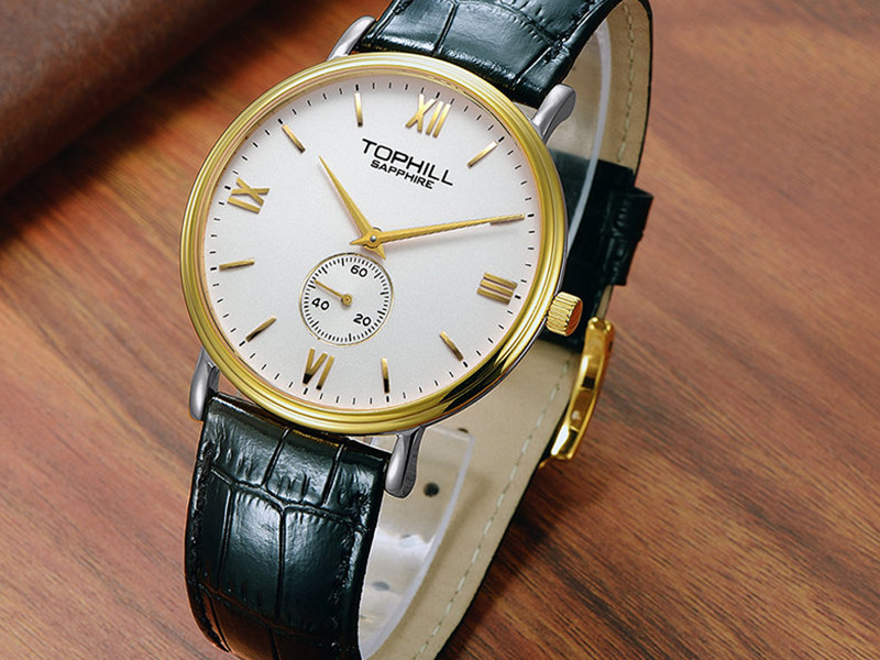 simple popular mens watches waterproof factory for work-11