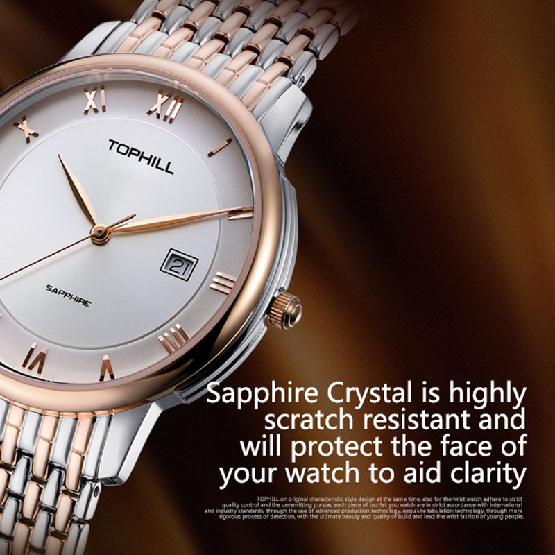 Super Time quartz classic watches for men manufacturer for business-7
