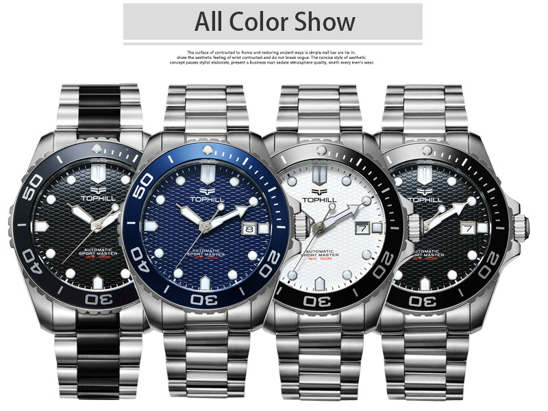 Super Time luxury automatic watch mechanism supplier for work-5